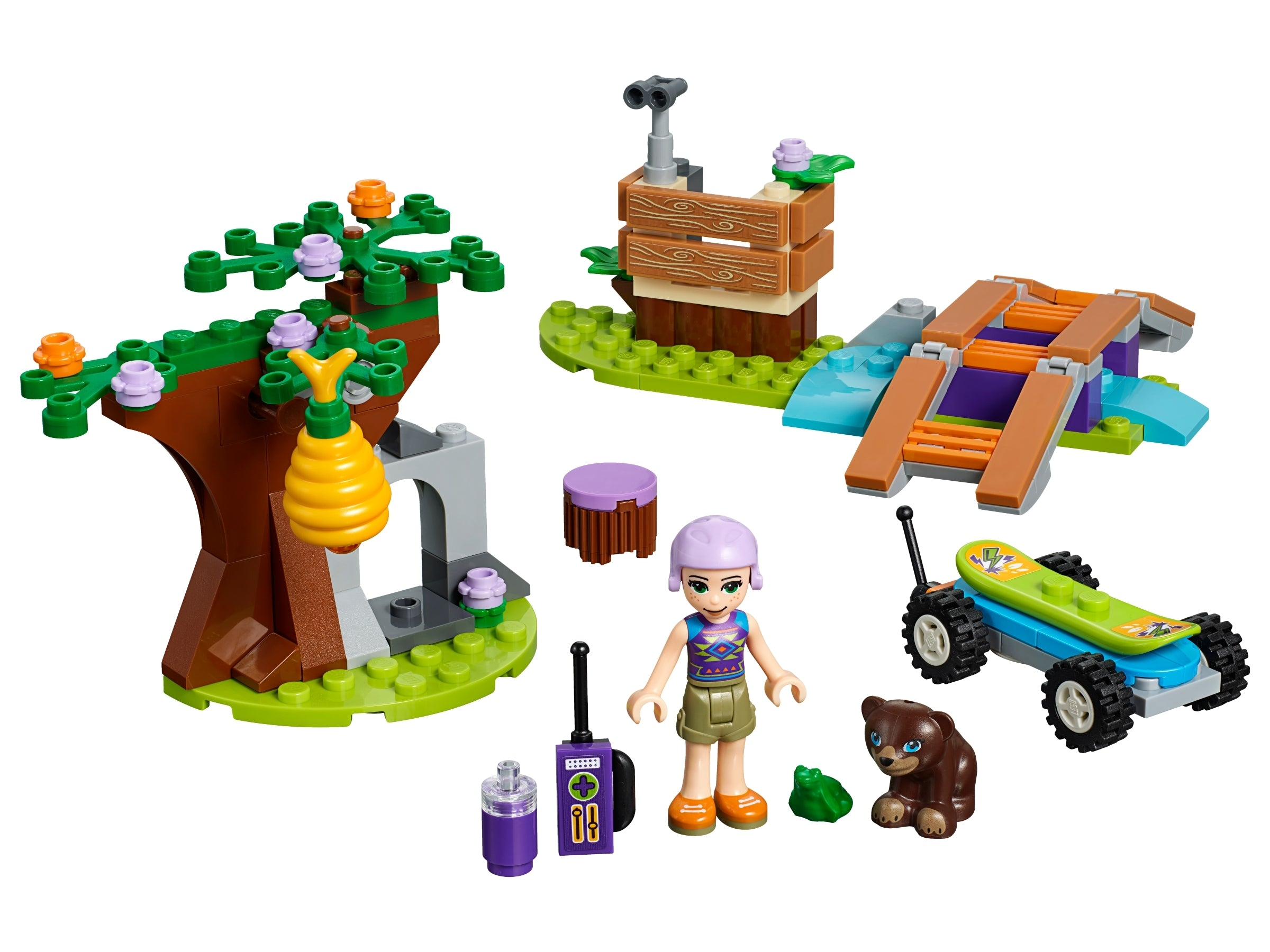 LEGO 41363 Mia's Forest Adventure