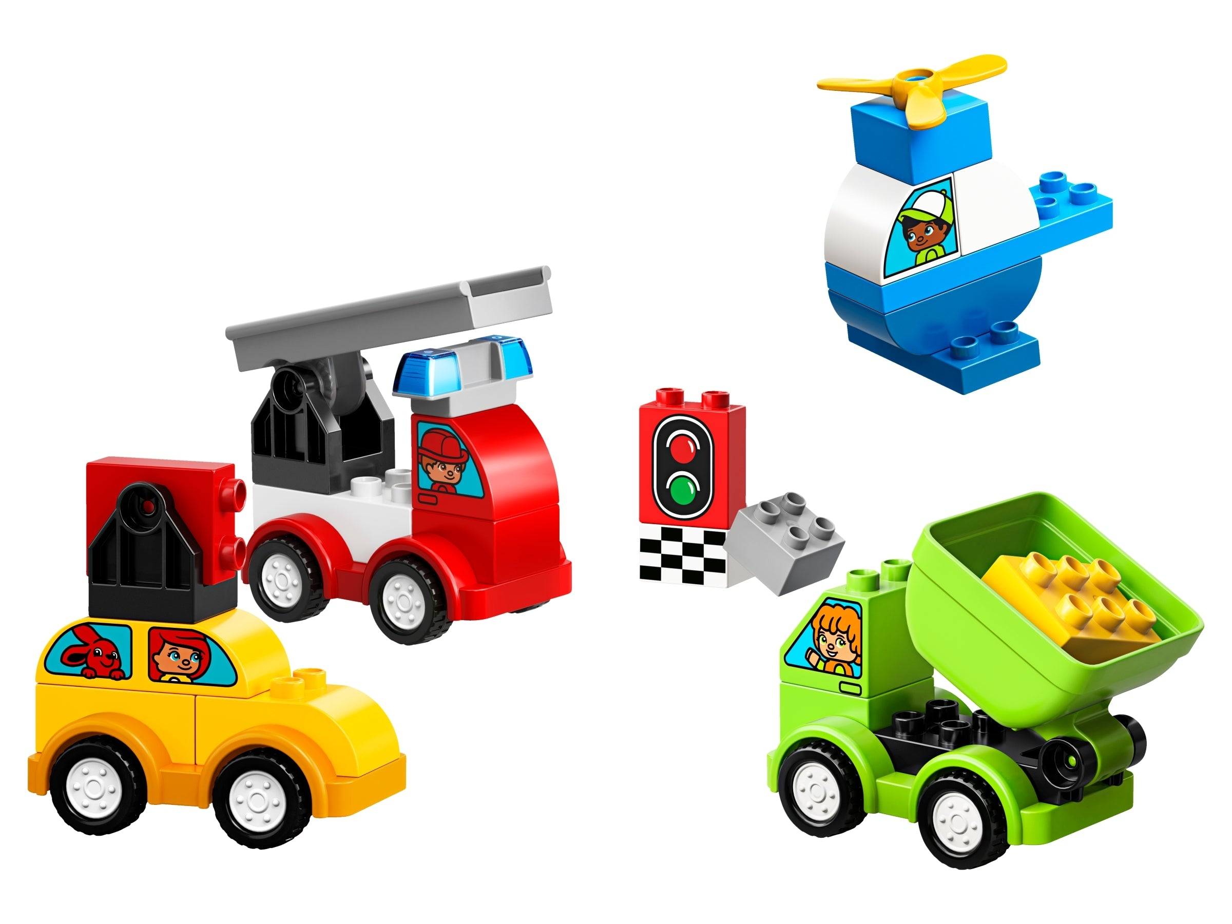 LEGO 10886 My First Car Creations