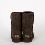 UTCUGG02  Urban Ugg 3/4 Length Classic Chocolate Boot