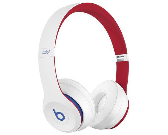 BEATS SOLO3 WIRELESS CLUB WHITE