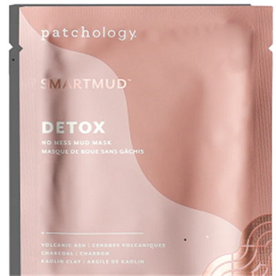 SmartMud No Mess Detox Sheet Mask