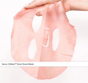 Rose' Sheet mask