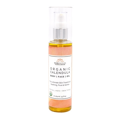 Calendula Body Face Oil Pump