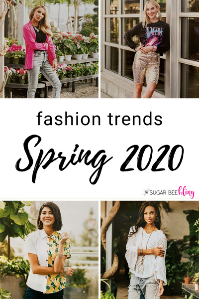 Spring 2020 Fashion Trends with Paparazzi Accessories
