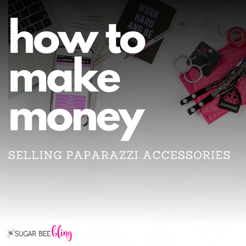 how to make money selling paparazzi jewelry