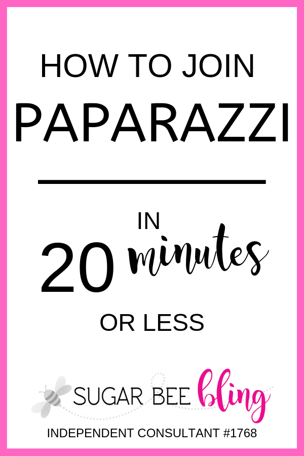 how to join paparazzi