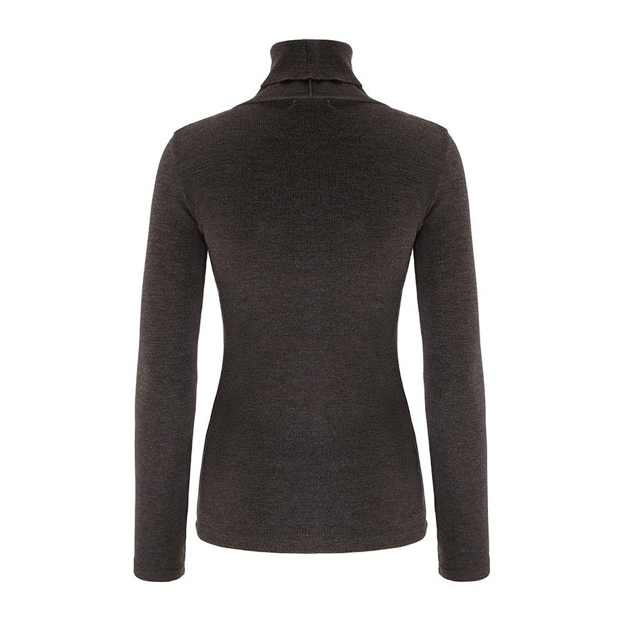 Rib Turtleneck Women