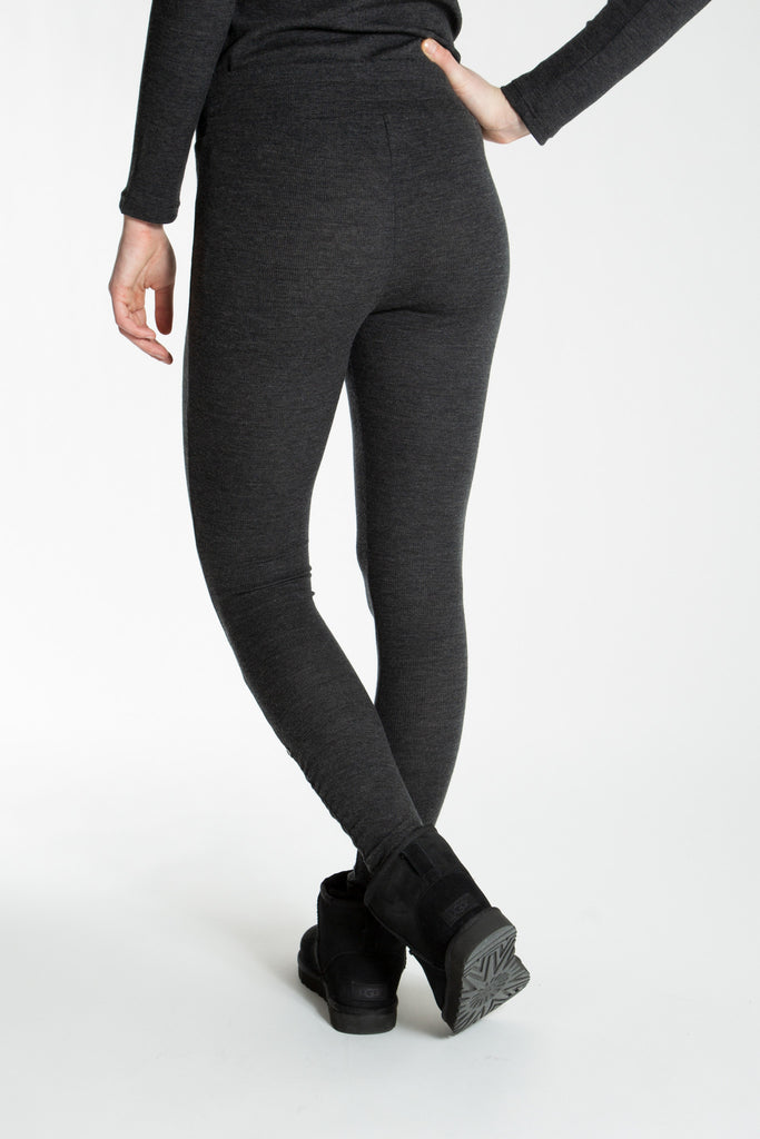 Rib Leggings Women