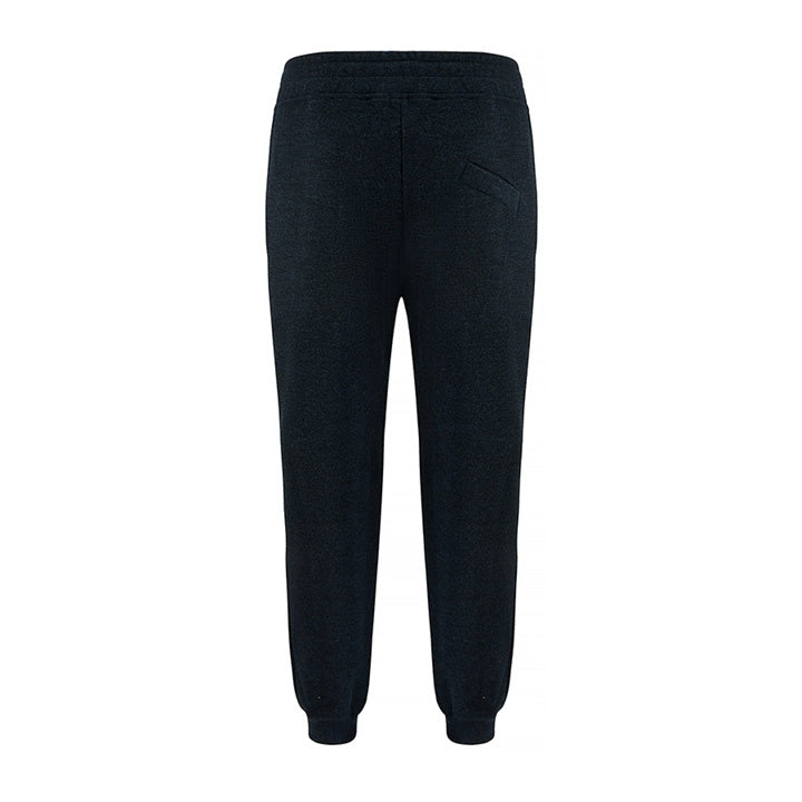 Merino Wool Pants Men Navy