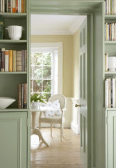 Pea Green Library - Little Greene Company