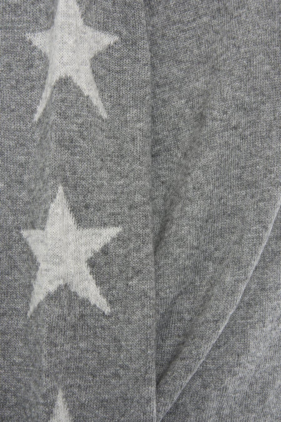 Star Sleeve Jumper