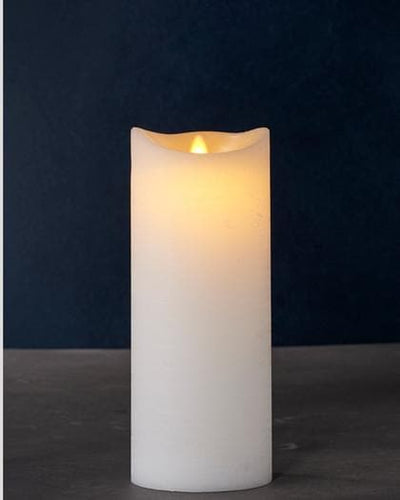 LED Pillar Candle - Small,LED Candle,aurina-ltd-2.