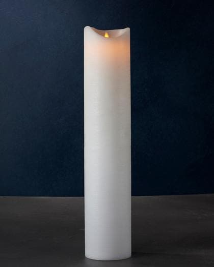 LED Pillar Candle - Large