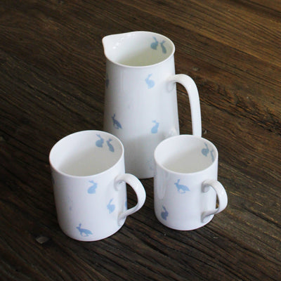 Hetty Medium Bone China Jug