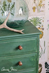 Annie Sloan Chalk Paint®Decorative Paint Amsterdam Green - Aurina Ltd