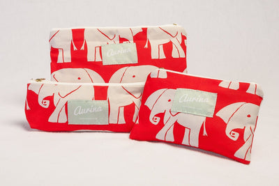 Nellie Brush or Pencil Case - Make Up Pouch - aurina-ltd-2