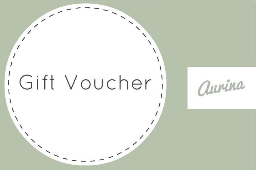 £5 Aurina Gift Voucher - Gift Card - aurina-ltd-2