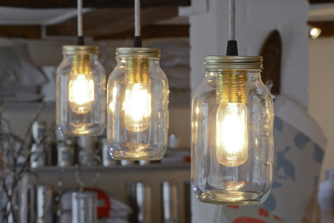 Kilner Jar Light