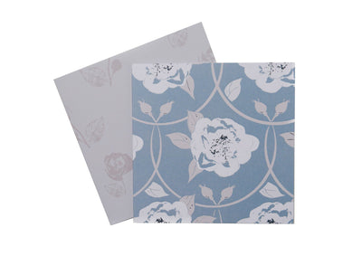 Peony and Rose Note cards - Stationery - aurina-ltd-2