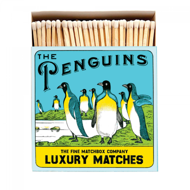 The Penguins Luxury Matches