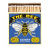 The Bee Luxury Square Matches - Aurina Ltd