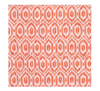 Paper Napkin Orange Amala Ikat -  - aurina-ltd-2