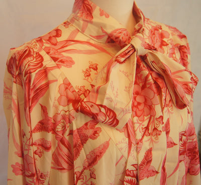 Vintage Swing Blouse - Aurina Ltd