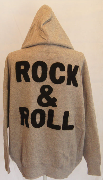 Rock And Roll Hoody - Aurina Ltd