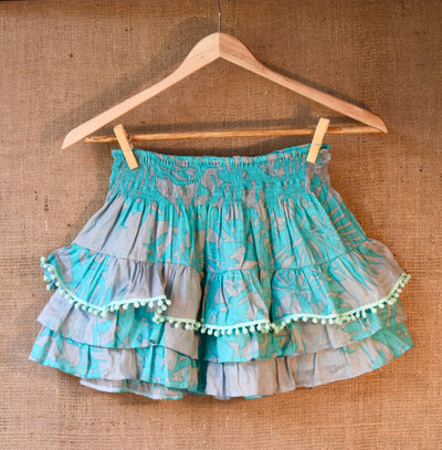 Sandfish Girls Ra Ra Skirt