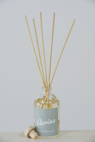 Geranium, Ginger and Grapefruit Diffuser