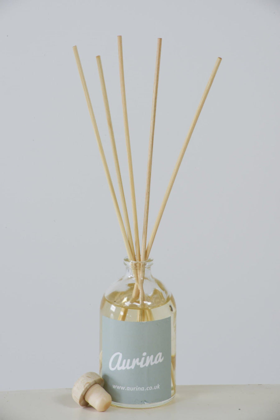 Green Tea & Ginger Diffuser - Aurina Ltd