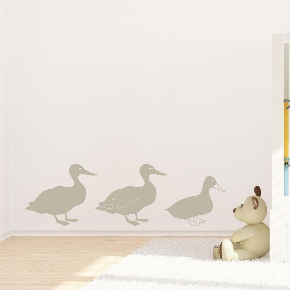Jemima Duck Wall Sticker