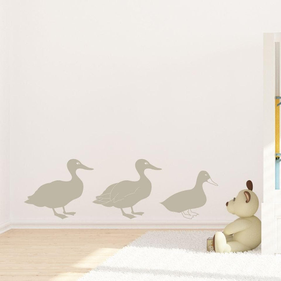 Jemima Duck Personalised Wall Sticker - Aurina Ltd