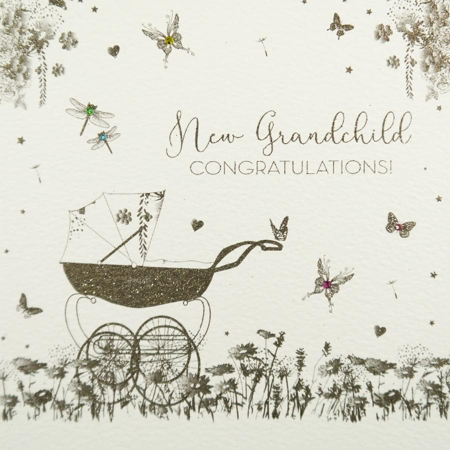 New Grandchild Card - Aurina Ltd