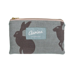 Mini Hetty Hare Cosmetic Bag
