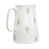 Large Lobster Bone China Jug - Aurina Ltd