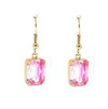 Claw Set Drop Gem Earring - Aurina Ltd