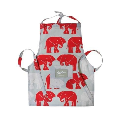 Nellie Sage and Stone Kids Apron - Aurina Ltd
