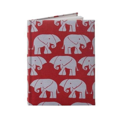 Nellie A5 Fabric Covered Notebook