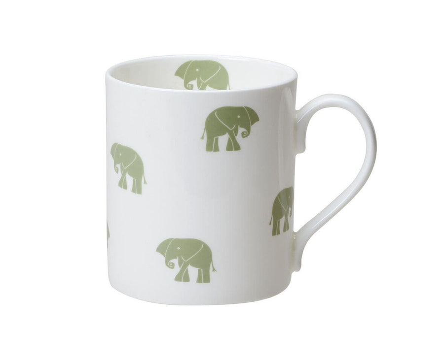 Nellie Large Bone China Mug - Aurina Ltd