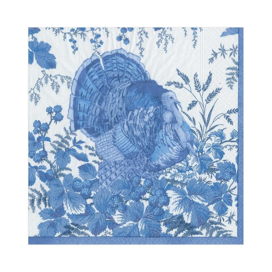 Paper Napkin - Turkey Toile - Aurina Ltd