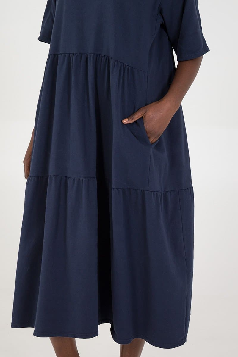 Blickling Midi Dress - Aurina Ltd