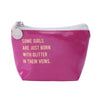 Some Girls are born with Glitter in their veins coin purse - Bags - aurina-ltd-2