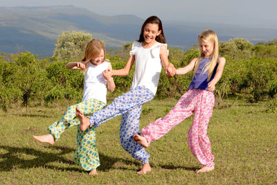 Sandfish Girls Balloon Trousers