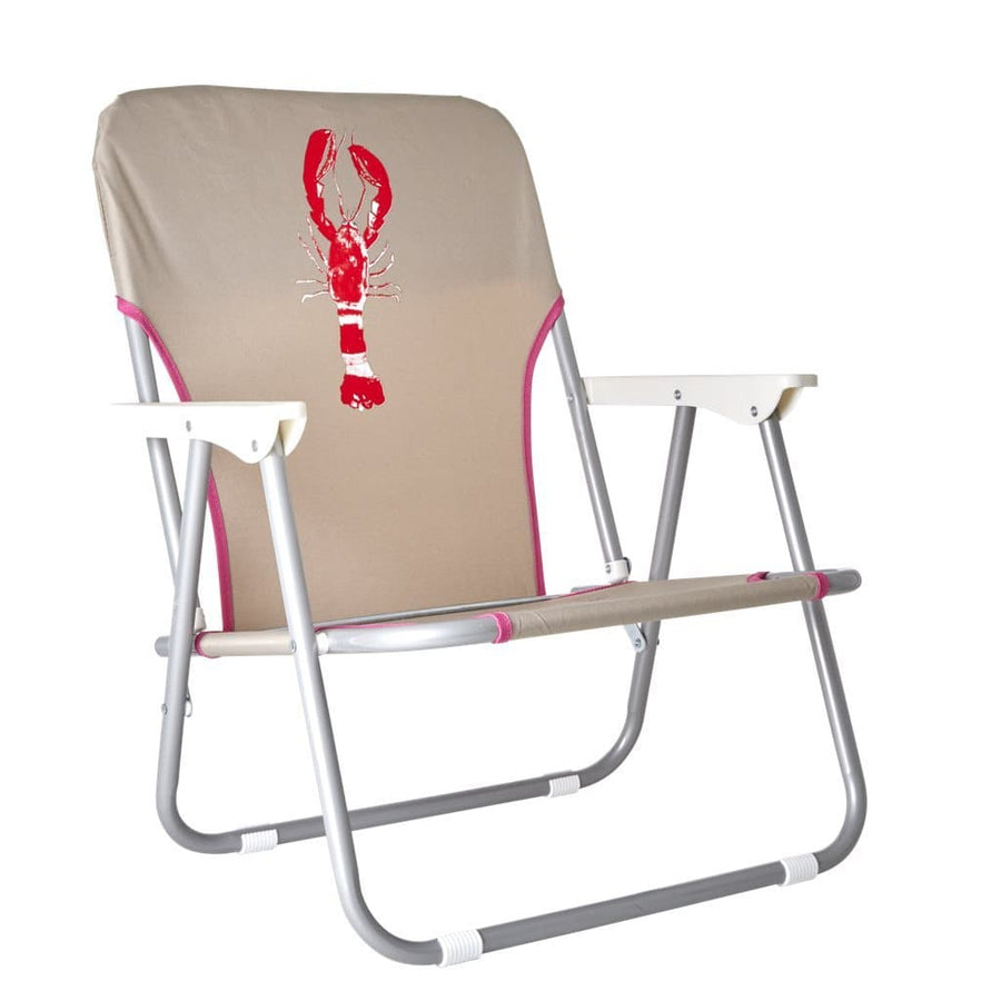 Lobster Beach Chair -  - aurina-ltd-2