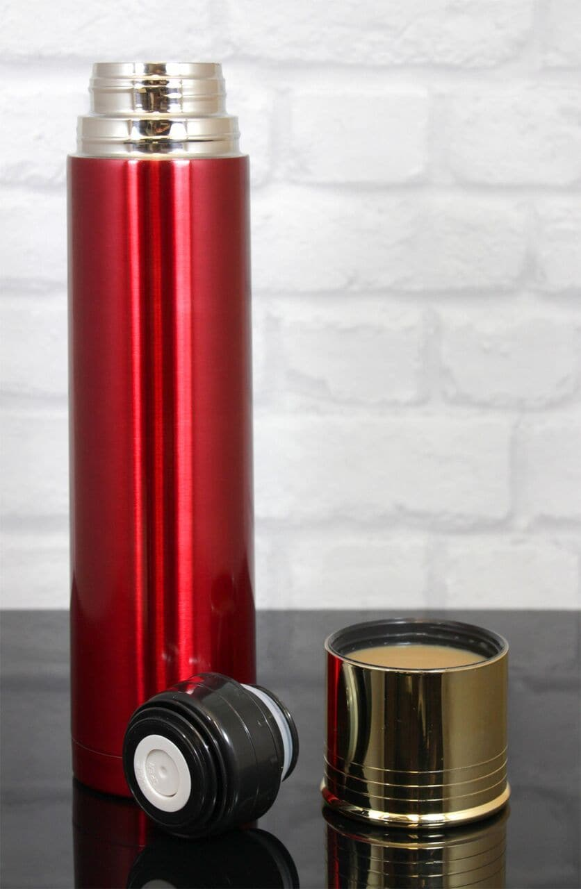 Shot Gun Cartridge Thermos Flask - Christmas - aurina-ltd-2