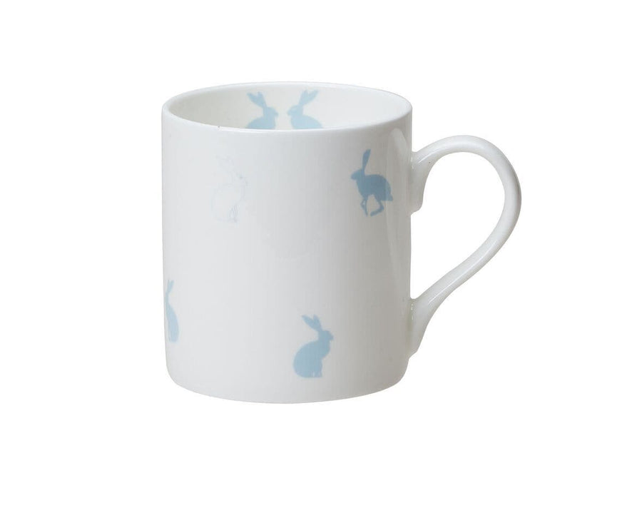 Hetty Hare Small Bone China Mug - Aurina Ltd