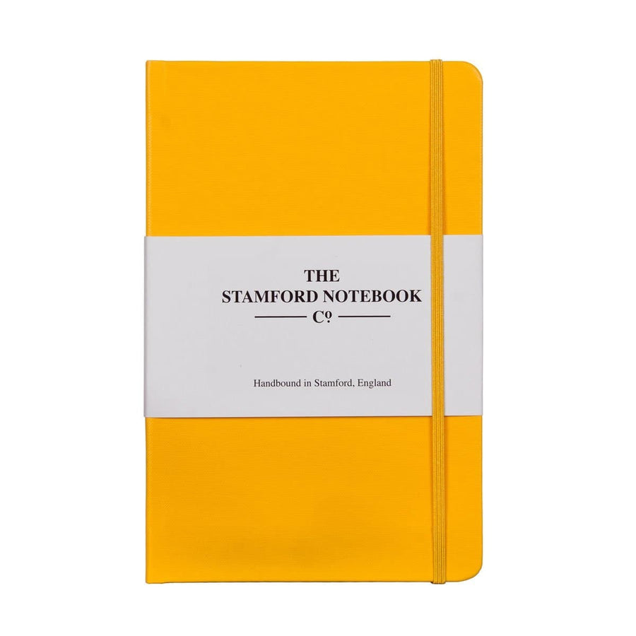 Vibrant Buckram Notebook