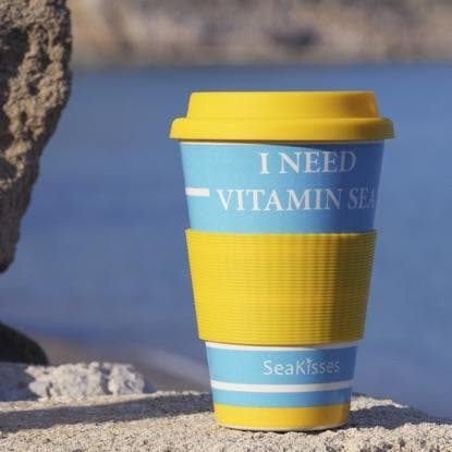 Vitamin Sea Travel Cup - Aurina Ltd