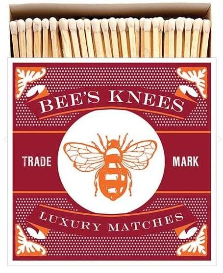 Bees Knees Luxury Matches - Aurina Ltd